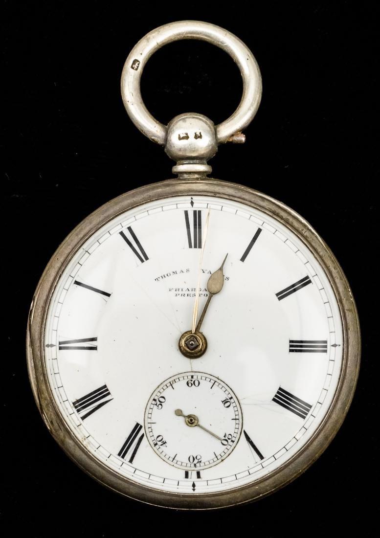 Thomas Yates, Preston Fusee Pocketwatch