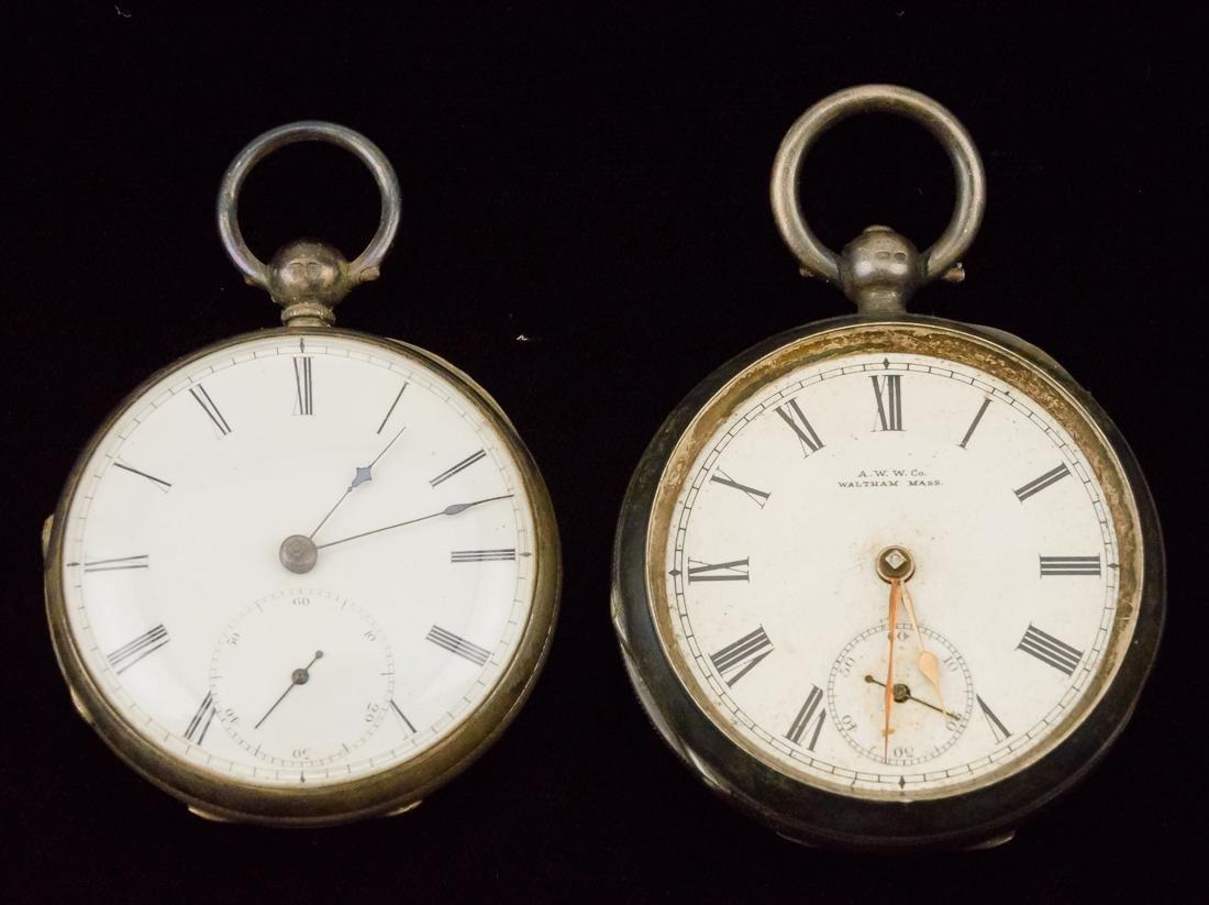 American Waltham Pocket Watch Plus