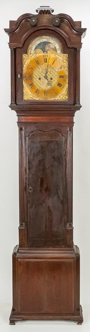 Wm. Holliwell, Liverpool Tall Case Clock