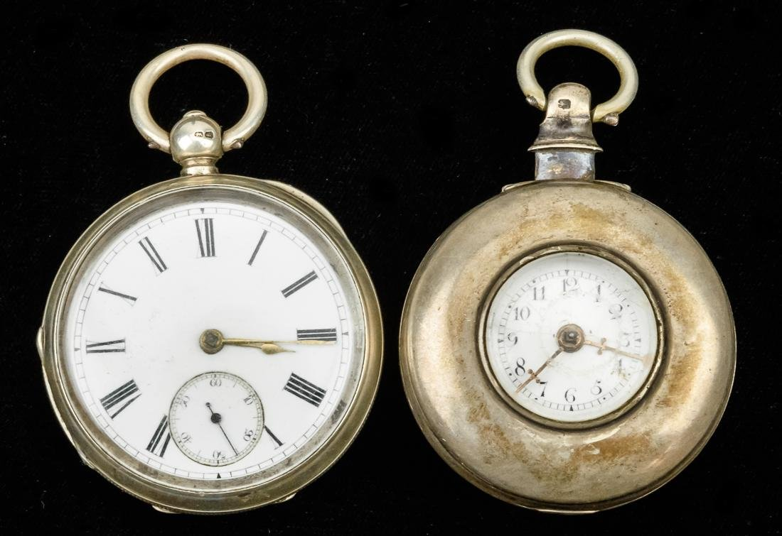 Two Fusee Pocketwatches