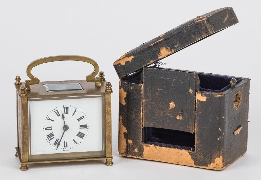 Herschede, French Cased Carriage Clock
