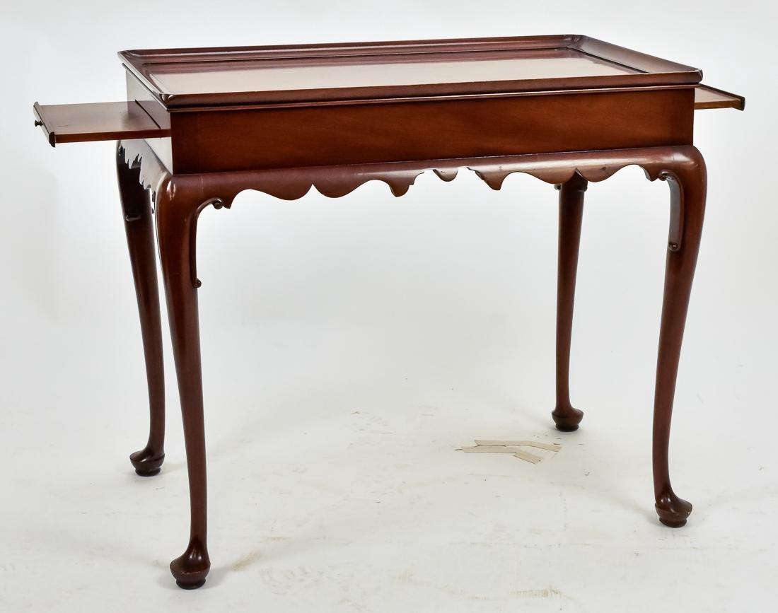 Kittinger Colonial Williamsburg Queen Anne Tea Table