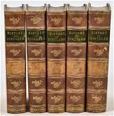Set Books, History of Scotland