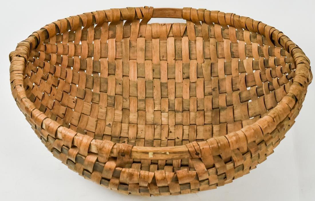 Large Early Gathering Basket