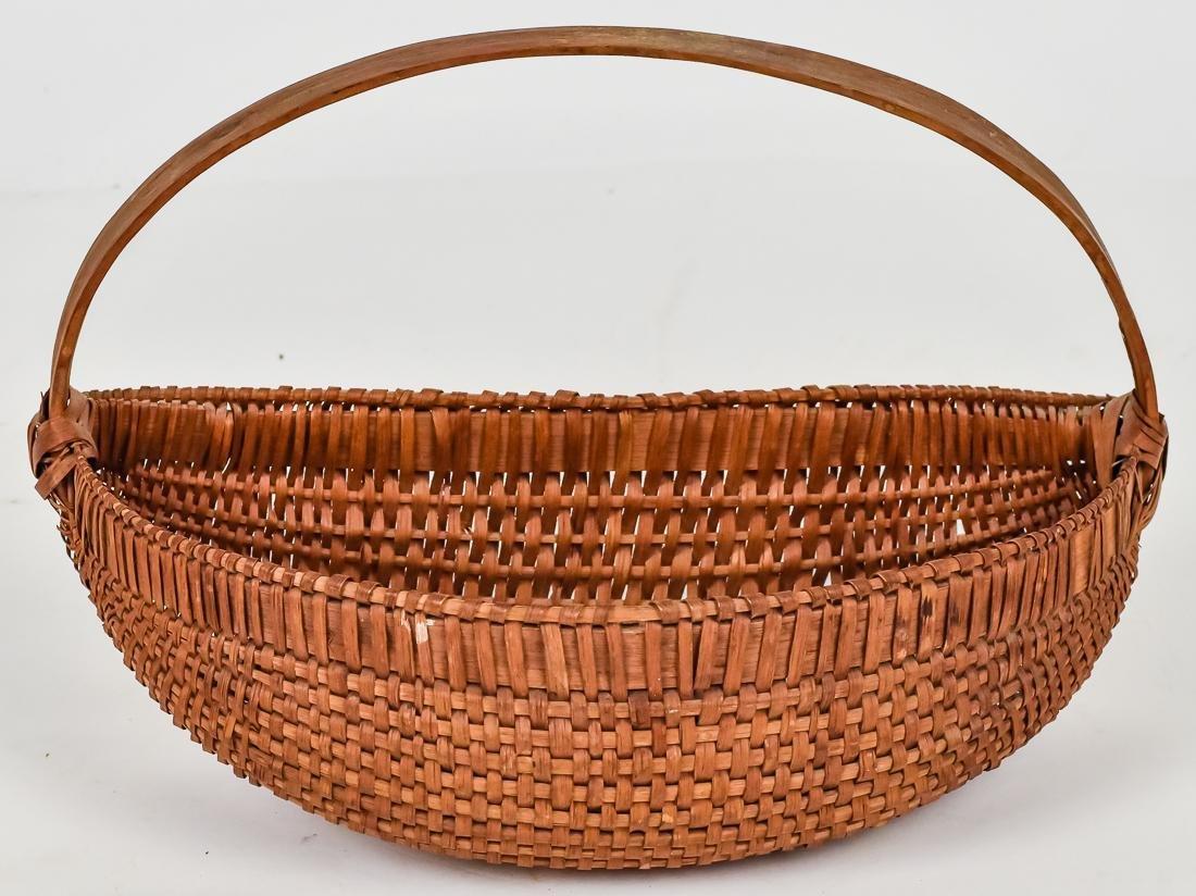 Early Half Buttocks Basket