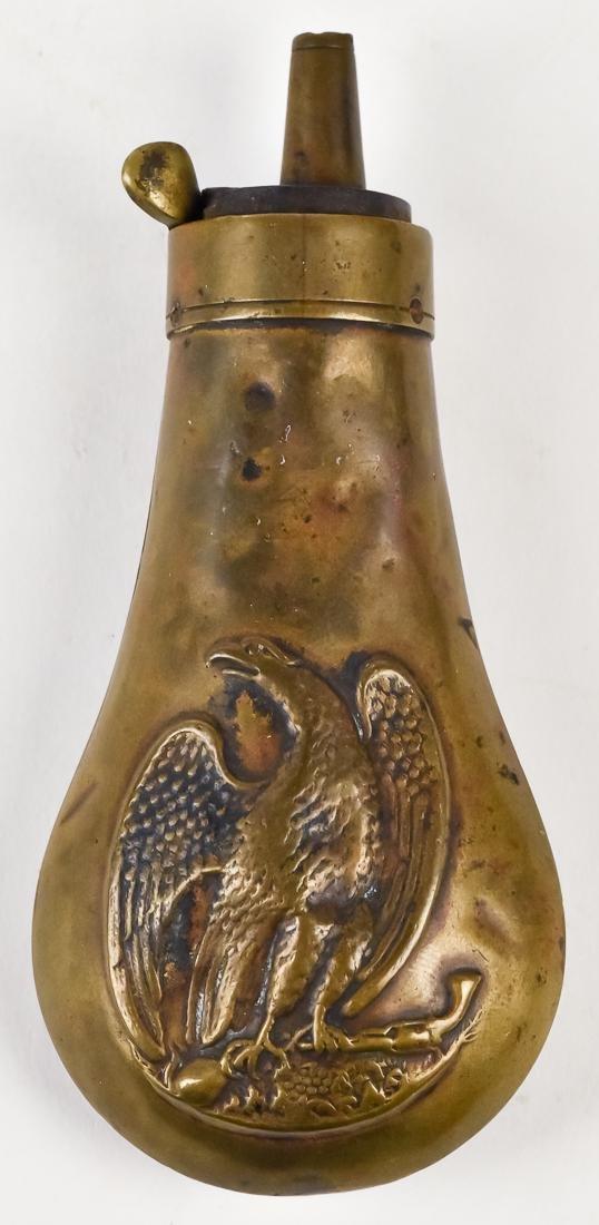 Colt Eagle Shot Flask