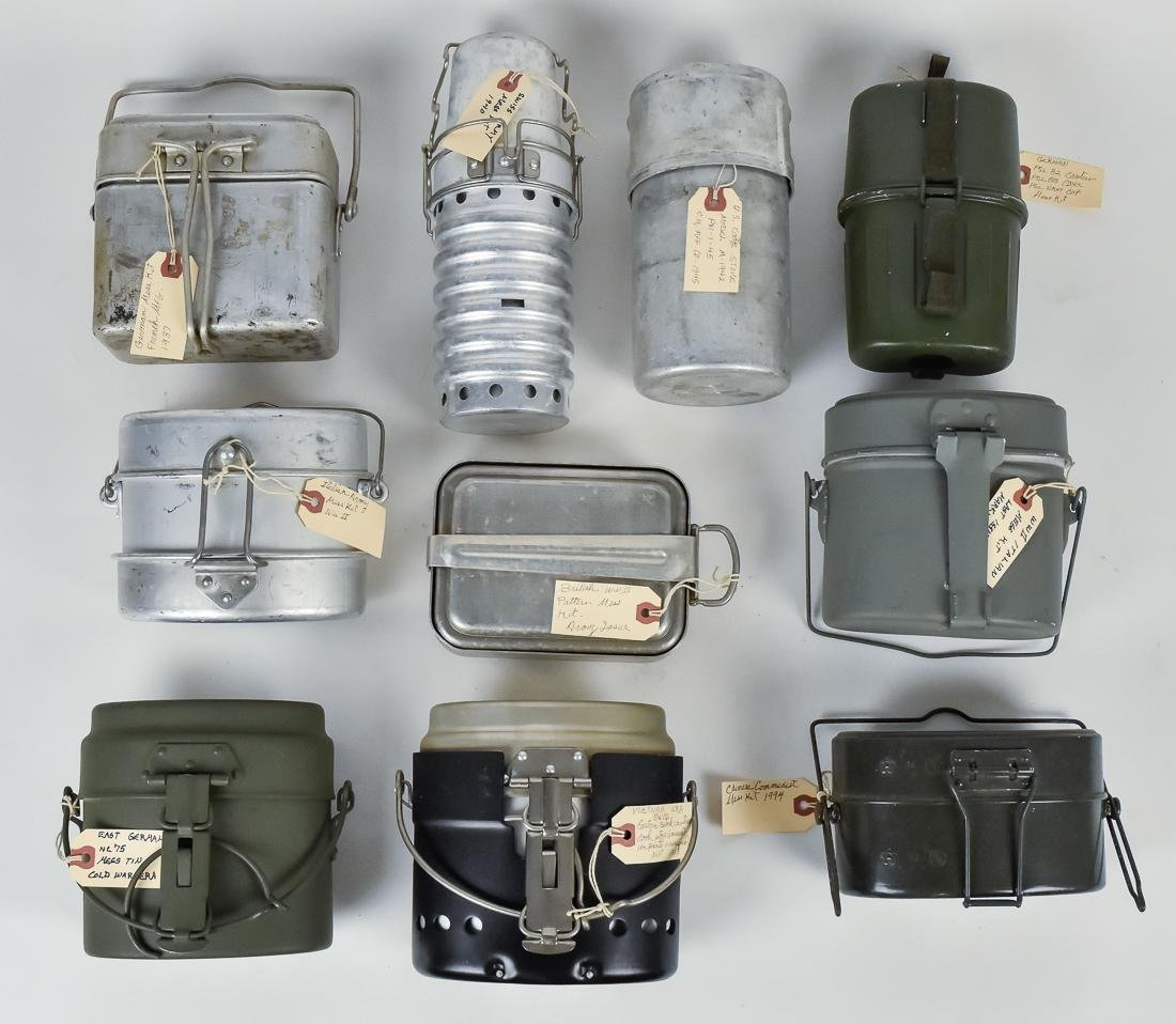 Military Mess Kits