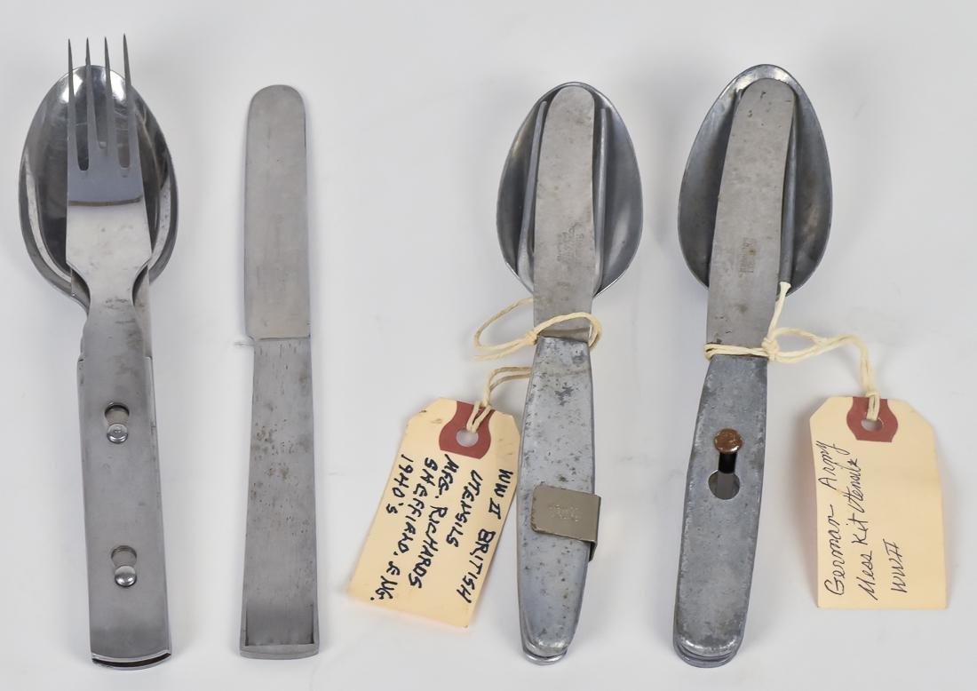 Third Reich Mess Kit Pieces Plus