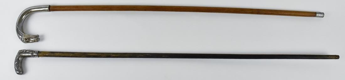 G.A.R. & Figural Cane - 2