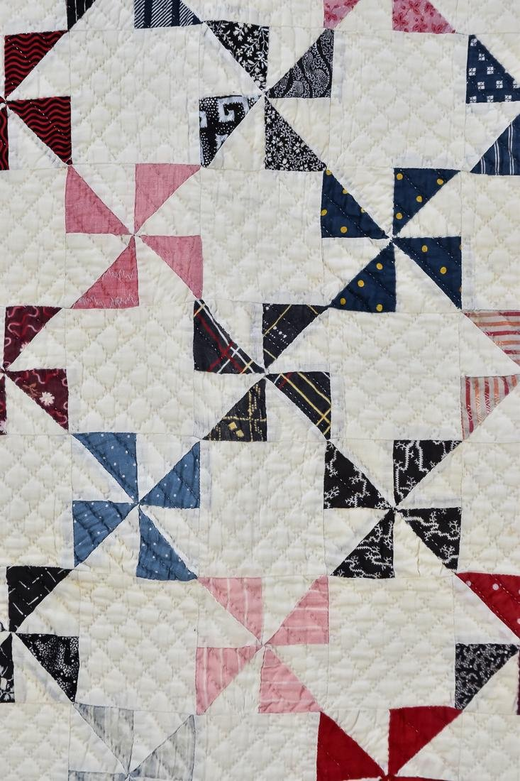 Early Pieced Quilt - 2