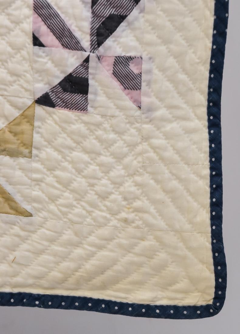 Early Pieced Quilt - 3