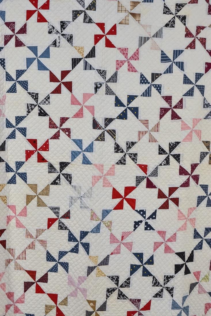 Early Pieced Quilt - 6