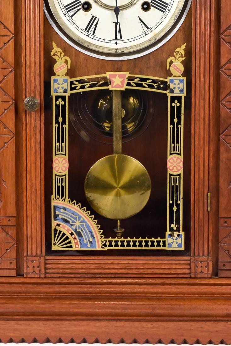 Rare Waterbury Shelf Clock - 3