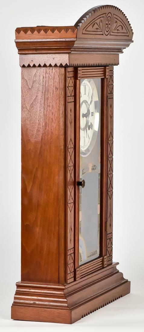 Rare Waterbury Shelf Clock - 6