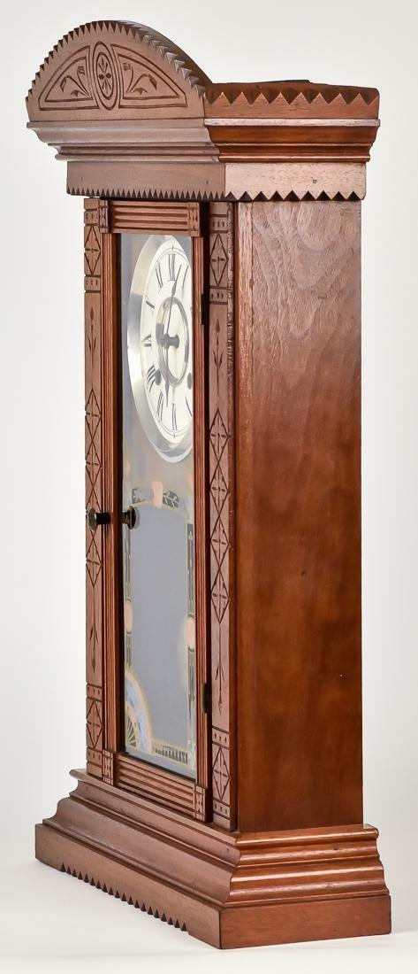 Rare Waterbury Shelf Clock - 7