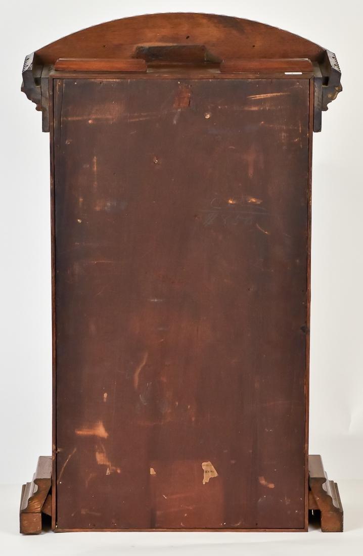 Rare Waterbury Shelf Clock - 9