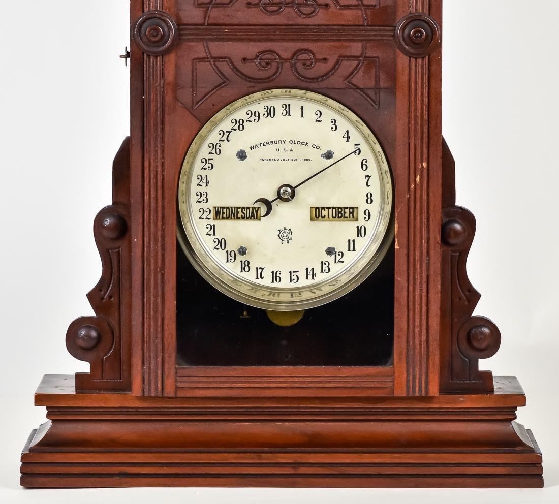 Waterbury Calendar Clock No. 44 - 2