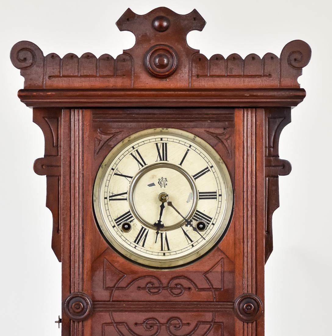 Waterbury Calendar Clock No. 44 - 3