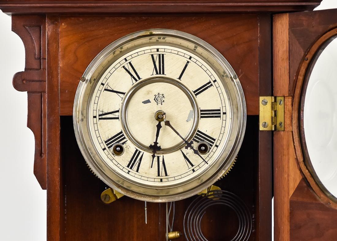 Waterbury Calendar Clock No. 44 - 4