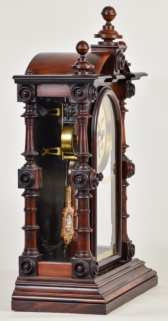 Welch Patti V.P. Rosewood Clock - 6