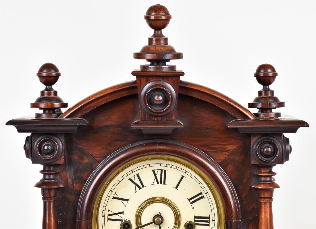 Welch Patti V.P. Rosewood Clock - 7