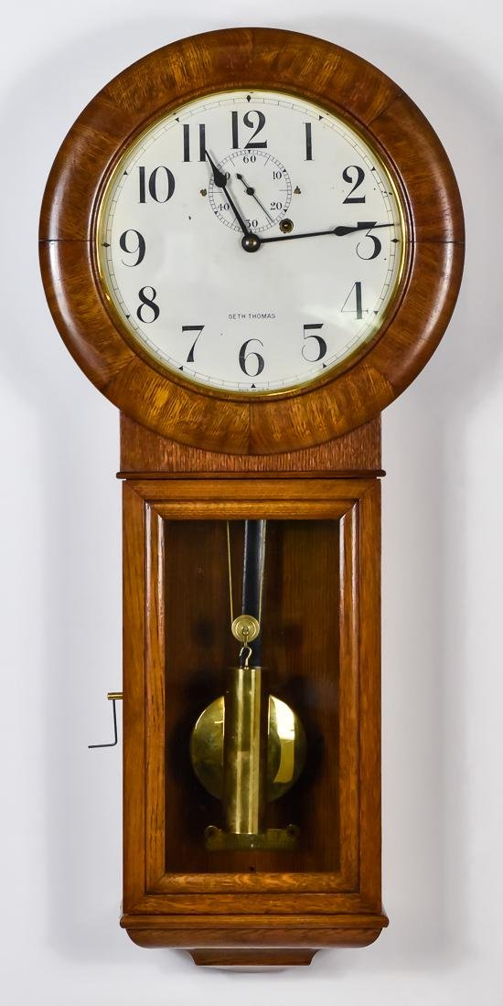 Seth Thomas No. 2 Regulator Clock
