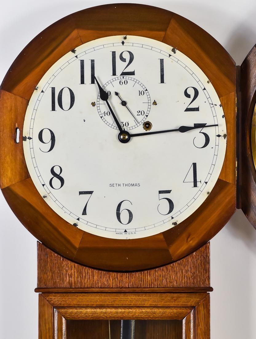 Seth Thomas No. 2 Regulator Clock - 2