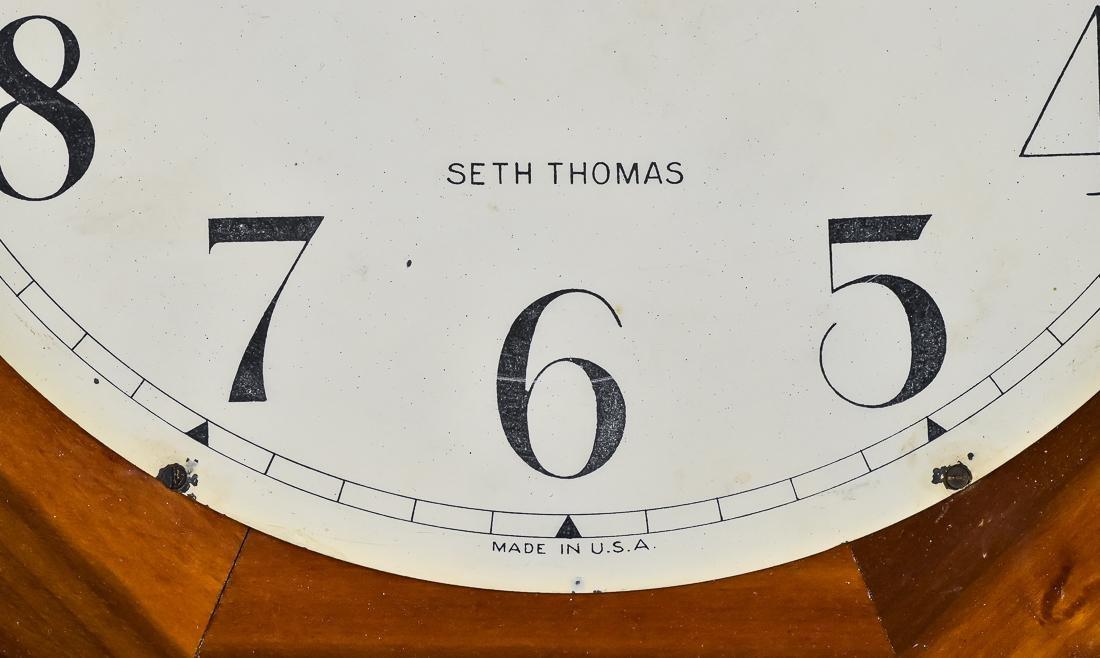 Seth Thomas No. 2 Regulator Clock - 3