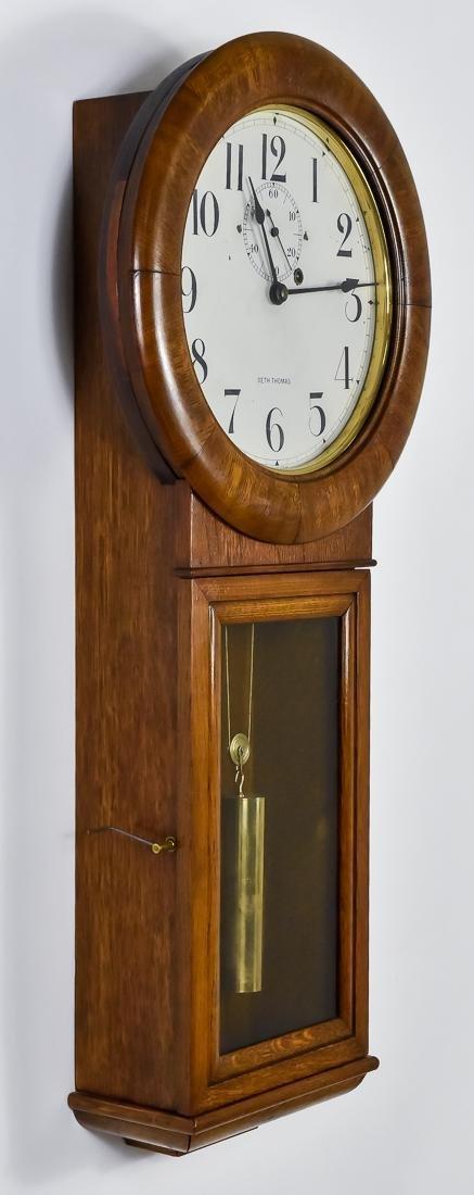 Seth Thomas No. 2 Regulator Clock - 5