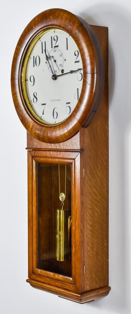 Seth Thomas No. 2 Regulator Clock - 6