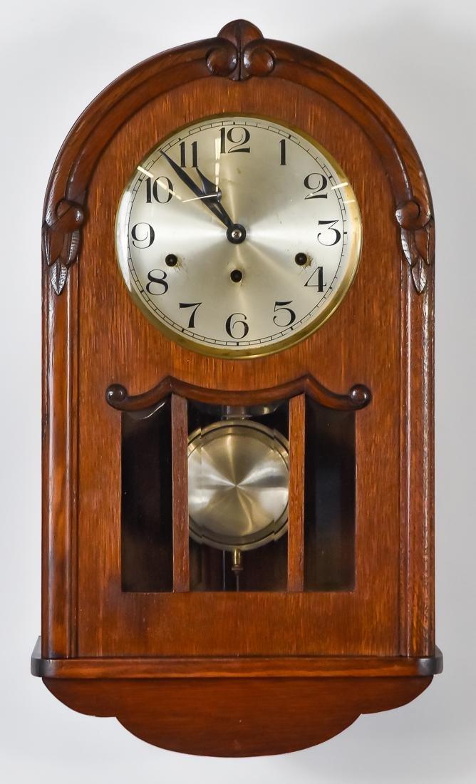 German Chiming Wall Clock