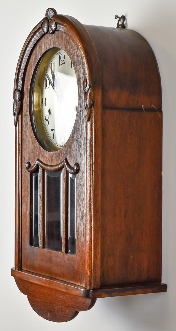 German Chiming Wall Clock - 4