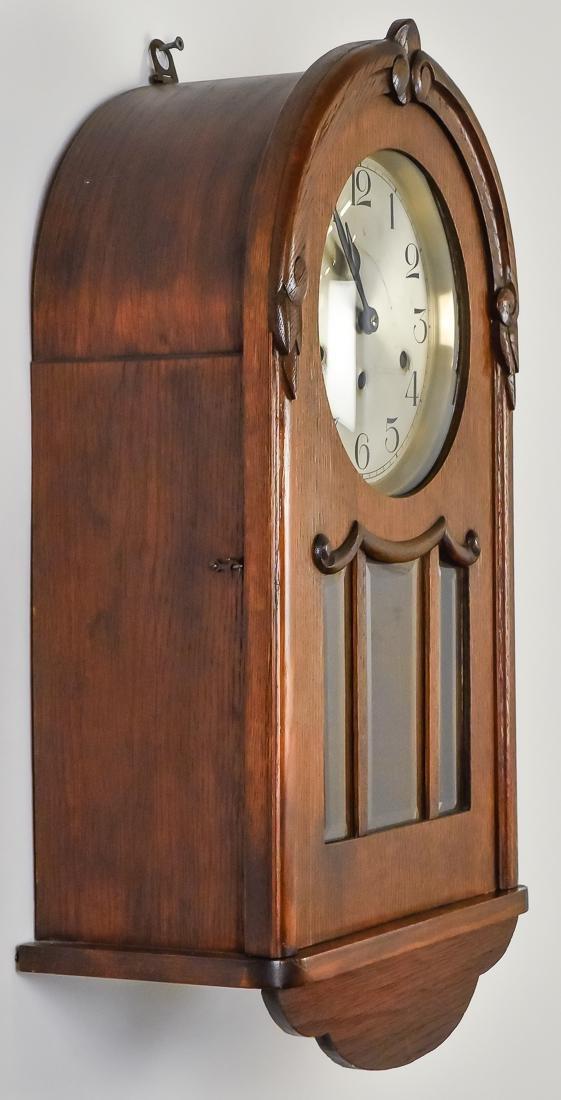 German Chiming Wall Clock - 5
