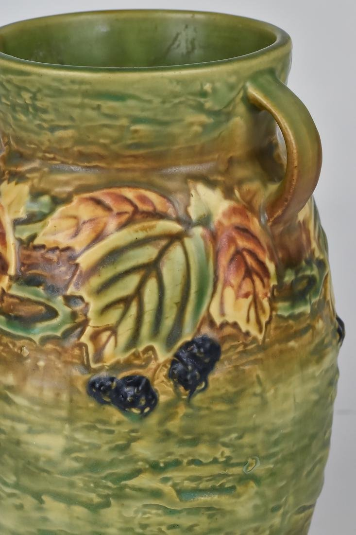 Roseville Blackberry Vase - 7