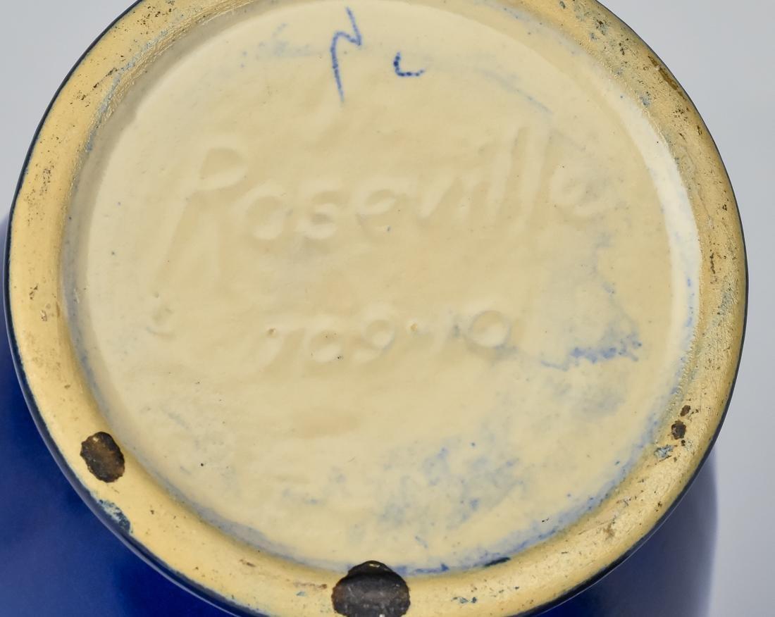 Roseville Pinecone Vase - 10