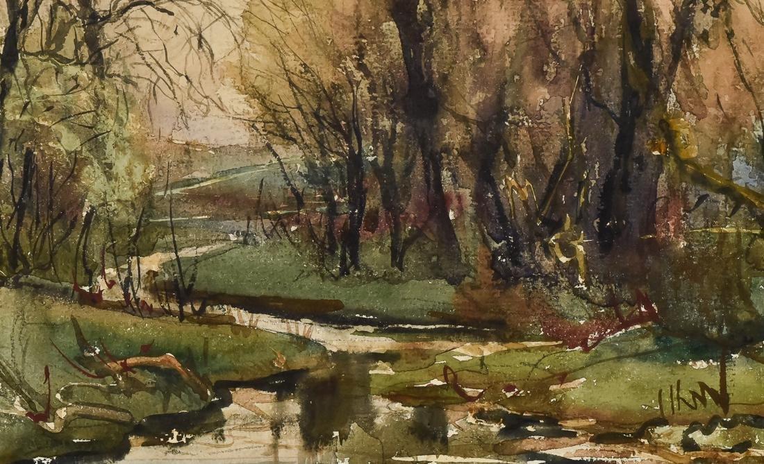 Fred Pye Watercolor - 4