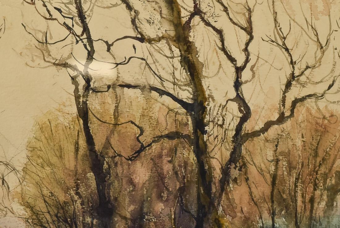Fred Pye Watercolor - 5
