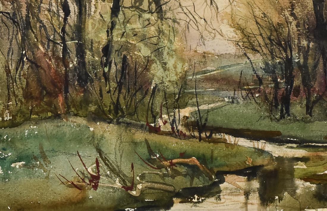 Fred Pye Watercolor - 6