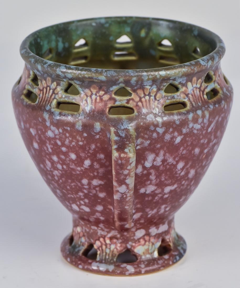 Roseville Ferella Vase - 4