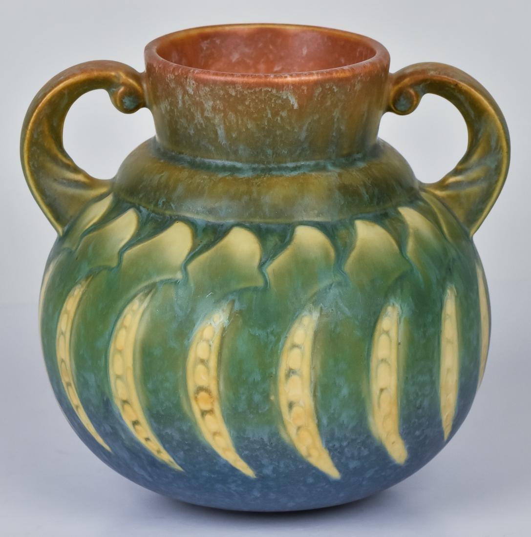 Roseville Falline Vase - 2