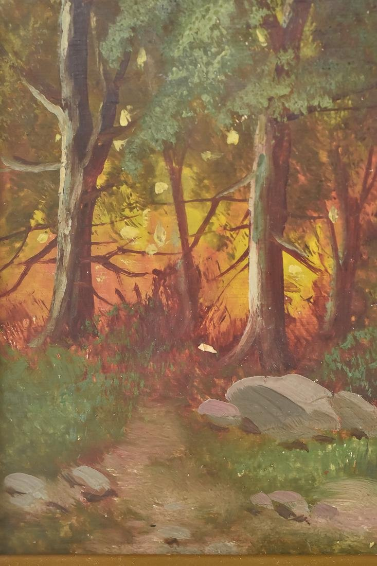 Hudson River Landscape Painting - 3