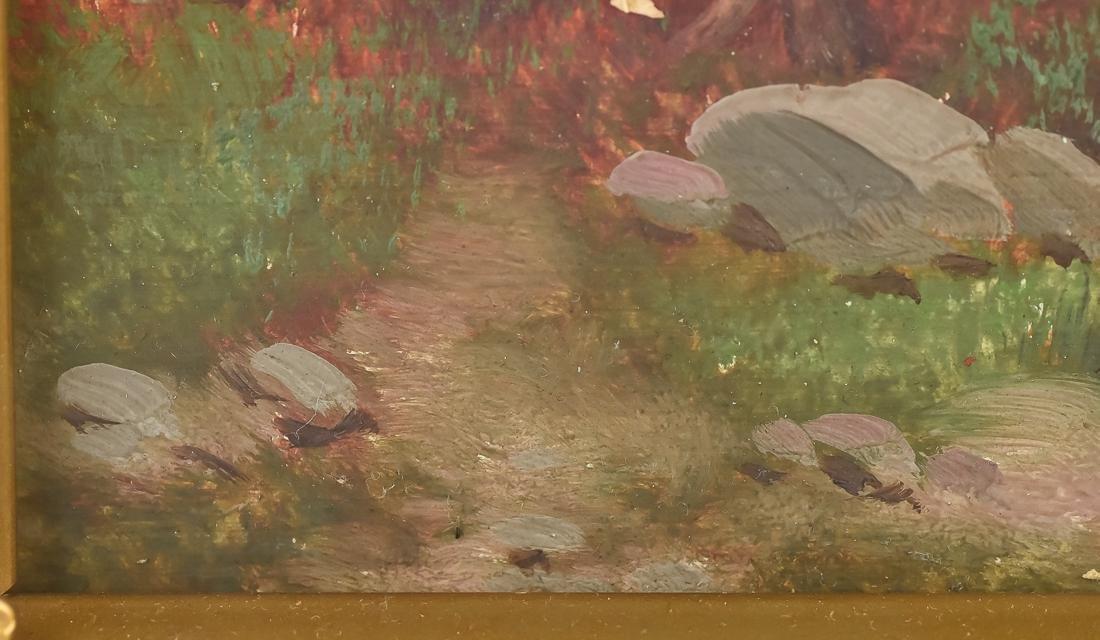 Hudson River Landscape Painting - 4
