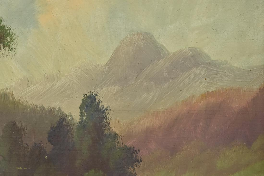 Hudson River Landscape Painting - 6