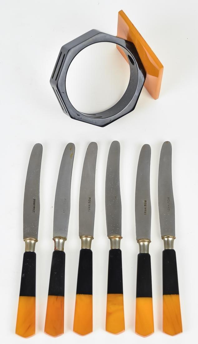 Bakelite Cutlery - 6
