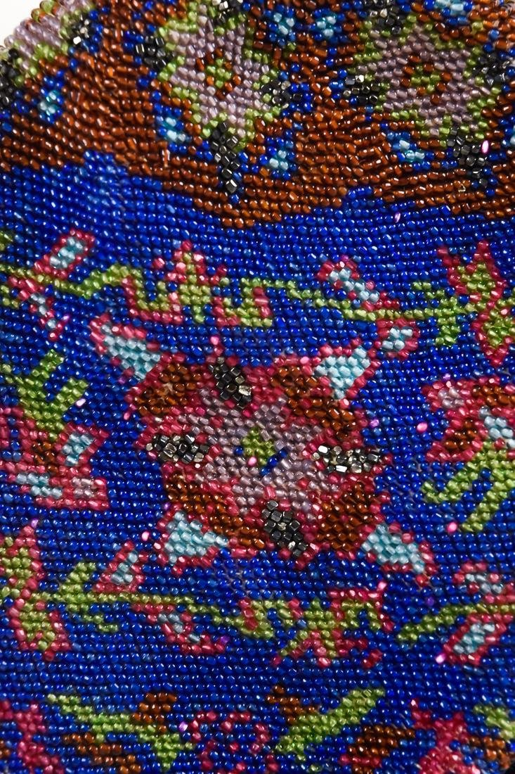Four Early Ladies Beaded Evening Bags - 10