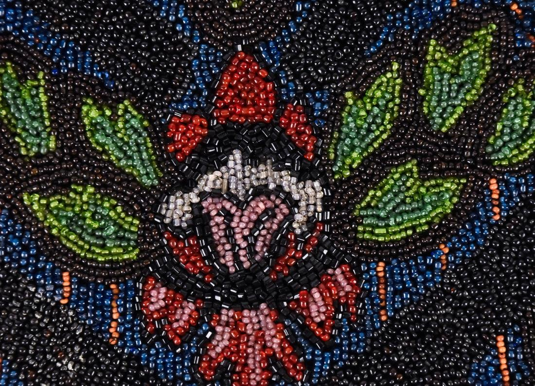 Four Early Ladies Beaded Evening Bags - 8