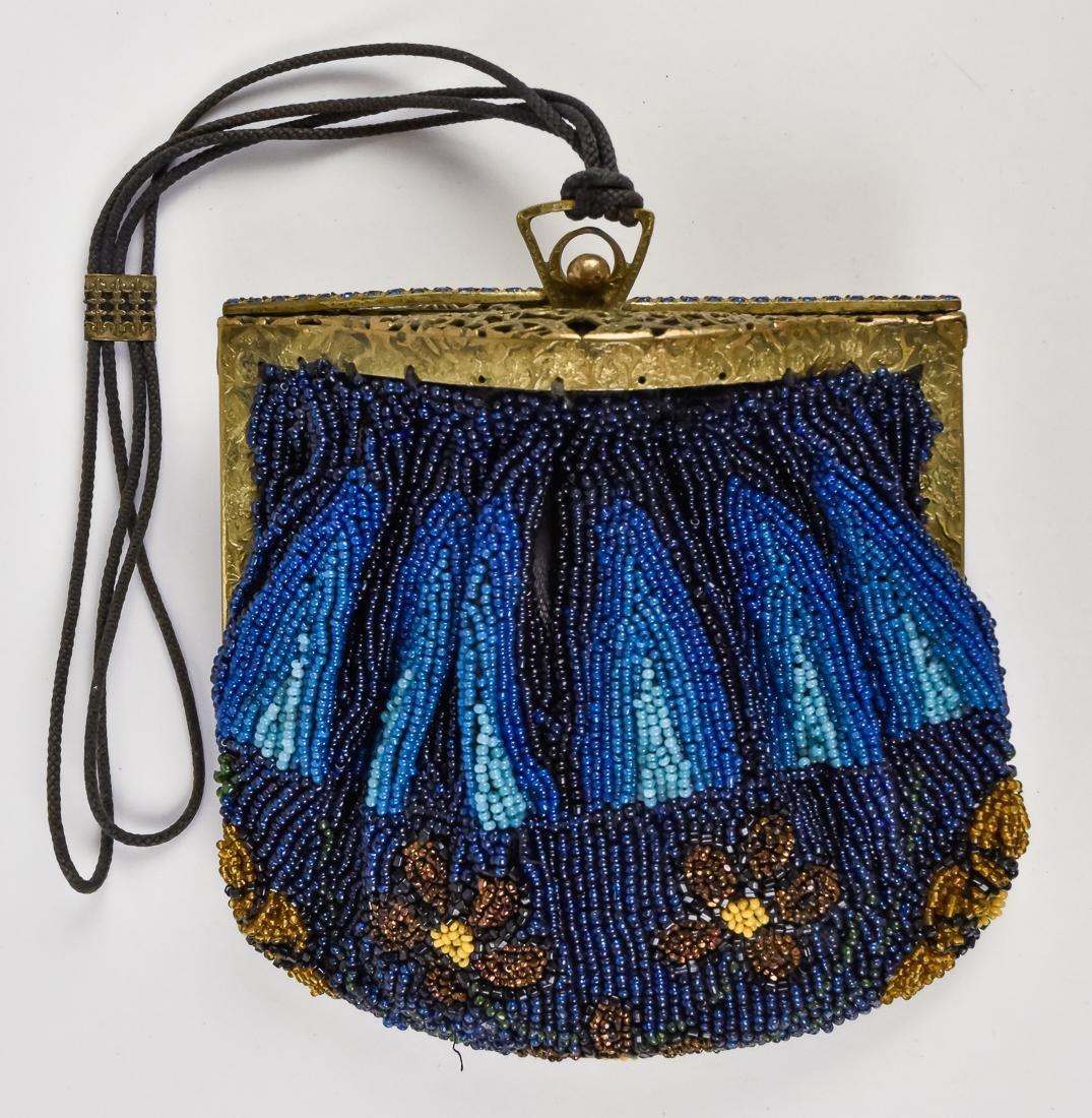 Five Beaded & Unusual Ladies Evening Bags - 9