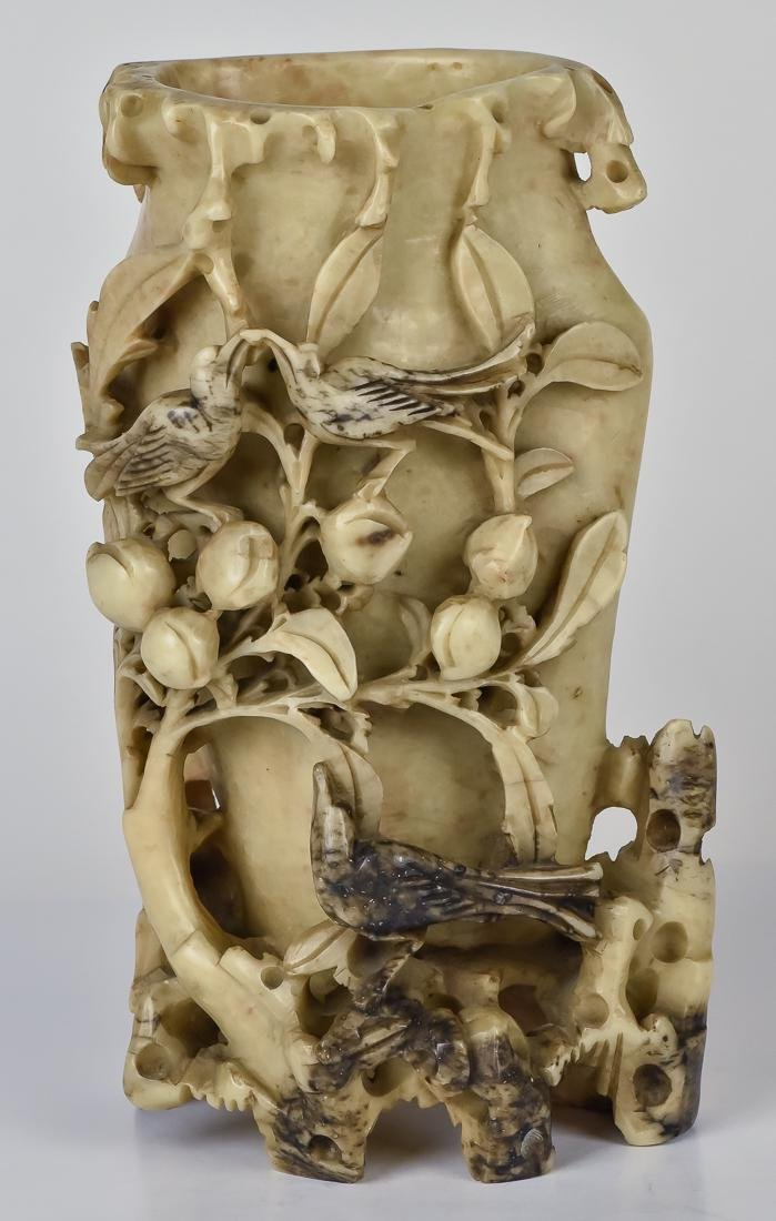 Early Chinese Soapstone Carvings - 5