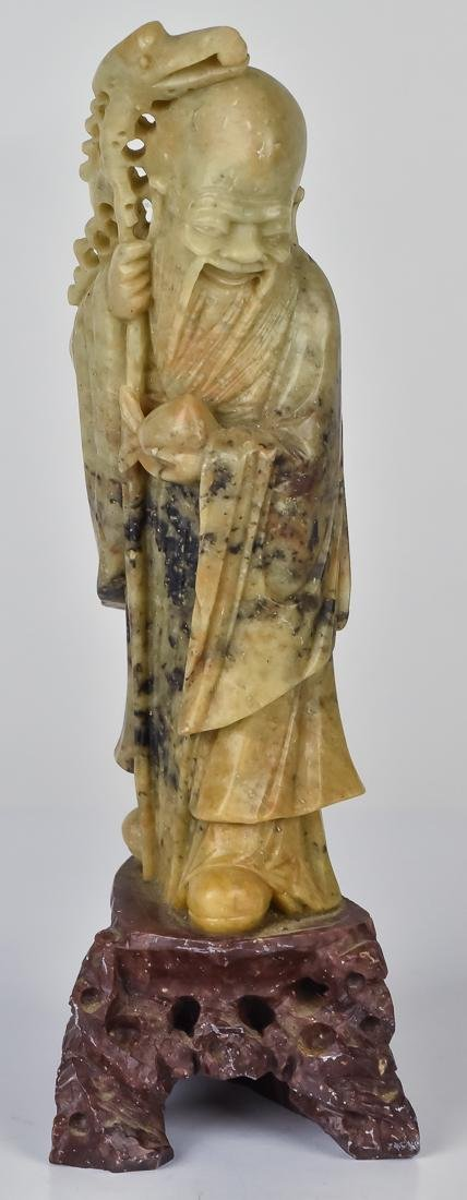 Early Chinese Soapstone Carvings - 6