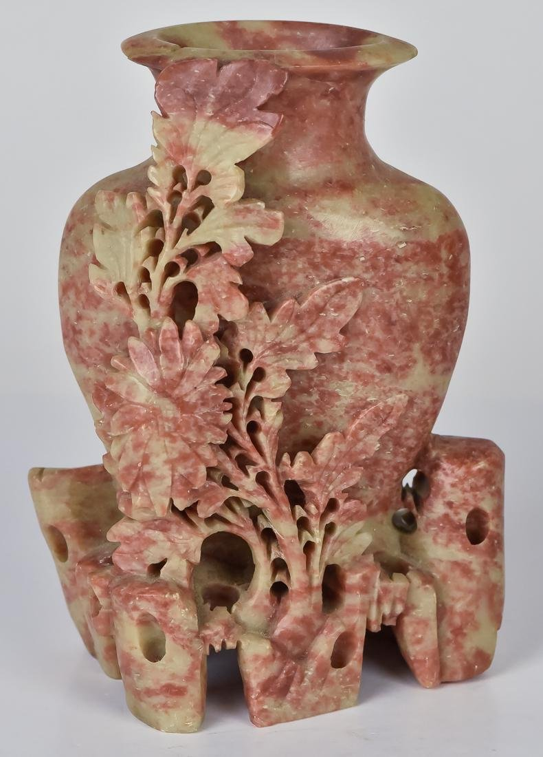 Early Chinese Soapstone Carvings - 9
